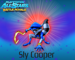 PS All Stars-Sly Cooper by CrossoverGamer