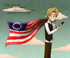 America - When I get Older by tailsthefoxx