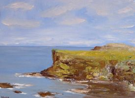Seascape Ireland by chalk42002