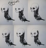 skullies by AcidMother