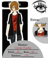 OMH- Oliver Curtis by fanybunny