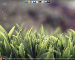 May Linux Desktop by Cmain