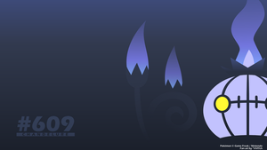 Chandelure by WittNV