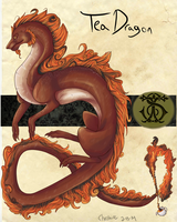 Tea Dragon by Agent-Conspiracy