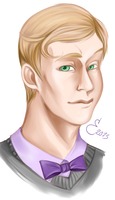 Cecil by luddles