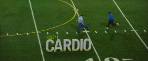 Rule 1 - Cardio by BubiMandril