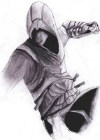 Altair! by uniqueguy