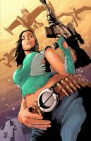 Star Craft Cover 5 by splicer