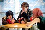 God Eater: time-out by BlueHurricane