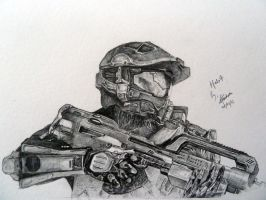 HALO 4 by GTzArt