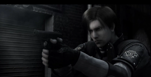 Leon Kennedy RPD SPF by BillyM12345