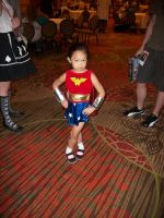 Animefest '12 - Wonder Woman by TexConChaser