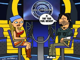 Total Drama Millionaire Revisited by DJgames