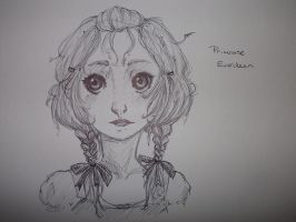 Primrose Everdeen by RadSham