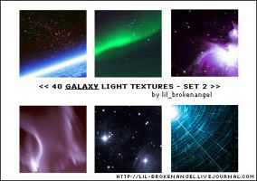 Textures - Galaxy Set 2 by lilbrokenangel