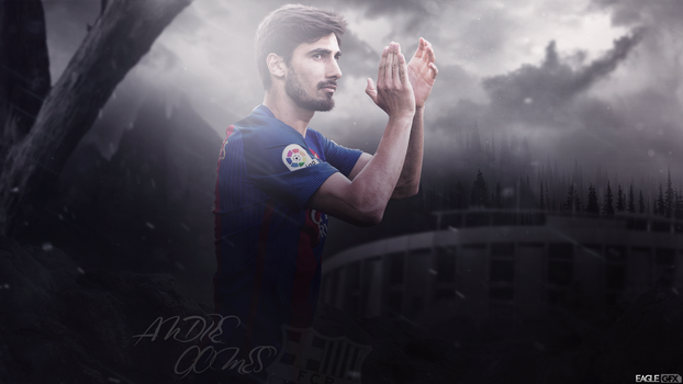 Andre Gomes V1 16/17 by Anis19Zed