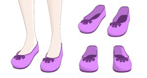 MMD - Shoes by SuminoChan