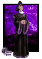 Disney Villains: Judge Frollo by Grincha