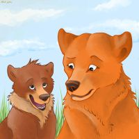 Brother Bear by Kqeina
