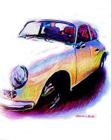 356 Side View by johnwickart
