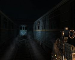 Creepy depot by Genius-MasterminD