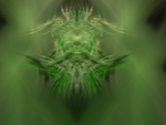 Green Fantasy by iside2012