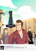 The Baseballs by roemesquita
