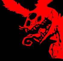 red is a color that is fun to work with by tech-impaired-anubis