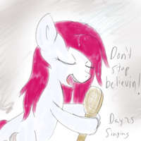 ATG2 Day 30 Catch-up Day 25 Singin in the Shower by Muffinsforever