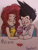 Palace HEART Goten by BobsCookie