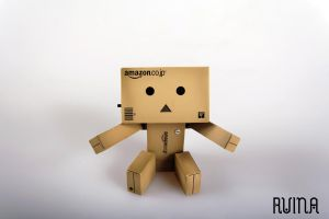 Try me - Danbo by FotoRuina