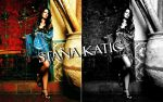 Stana Katic Wallpaper by michygeary