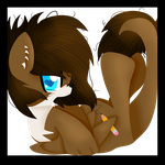 Zira - Art trade by GypsyCuddles