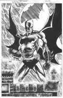 BATMAN COMMISSION 2 by JoePrado2010