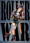 Roller Derby poster by Darkneal