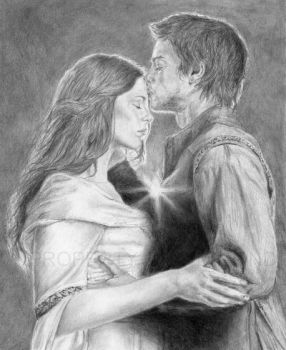 Richard and Kahlan by soapy-sock