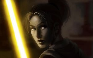 LIGHTSABER by aora