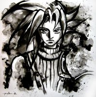 Cloud Strife by Py3rr