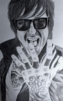 Mitch Lucker by Tropical-Rain