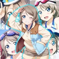 Love Live Sunshine Watanabe You Profile Picture by MoonScythe09