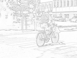 Cycling by Mihaela7
