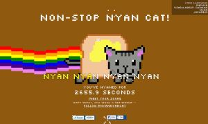 Nyan Cat Challenge by Little-Volii