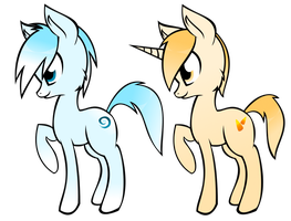 MIX (Colt adoptables ) [Closed] by SugarElement