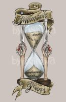 Hourglass by AshiMonster