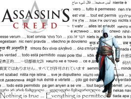 The Creed by MasterEraqus