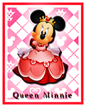 KH BBS -  Queen  Minnie by Skylight1989