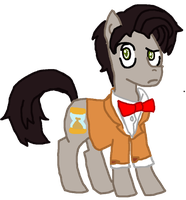 My First Vector (AKA: The worst vector ever made.) by The-raggedy-mare