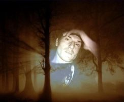GAC: Zak_Ghostly Forrest by Butterfly386