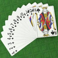 Playing Cards by PLutonius