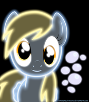Neon Derpy Hooves by ZantyARZ